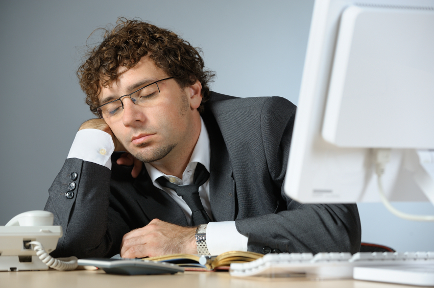 Featured image for How to Stay Awake at Work When You Are Really Tired