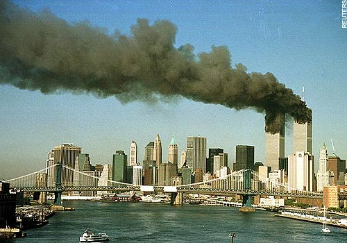 September the 11th Terror Attack