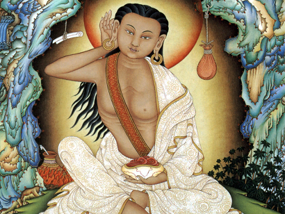 Featured image for What Tibet's Greatest Ever Yogi Can Teach Us About Living Life