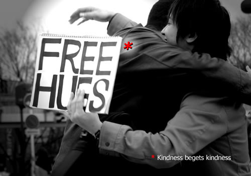 Featured image for The power of kindness