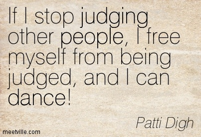 14 Quotes On Judging And Being Judged