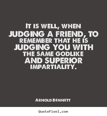 10 Quotes On Judging
