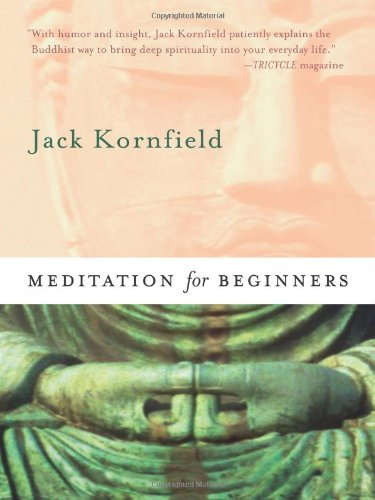best meditation books for beginners