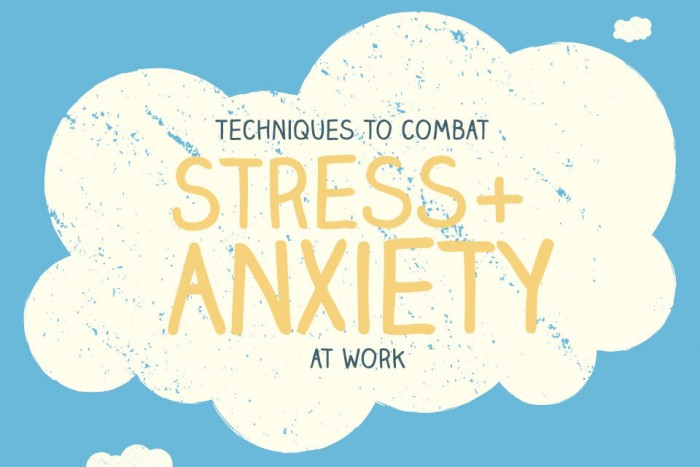 Featured image for Techniques to Fight Work Stress and Anxiety