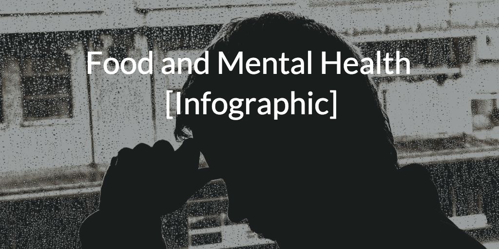 Featured image for Food and Mental Health [Infographic]