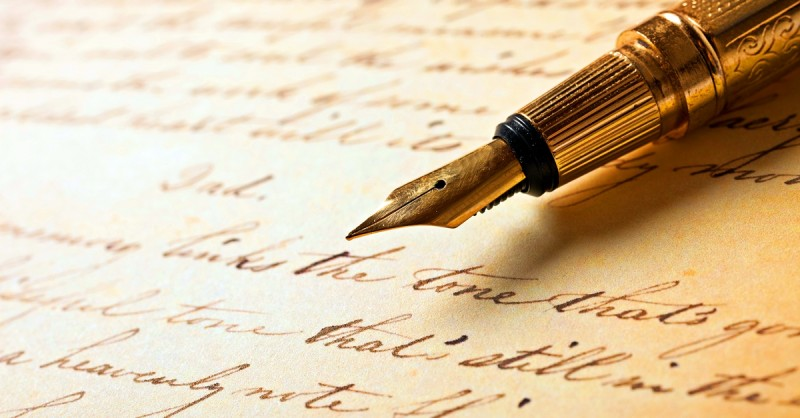 writing to relieve stress