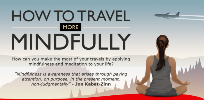 mindful travel tips that will make you cherish your trip more