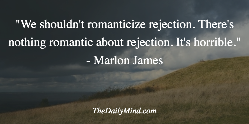 quotes about rejection