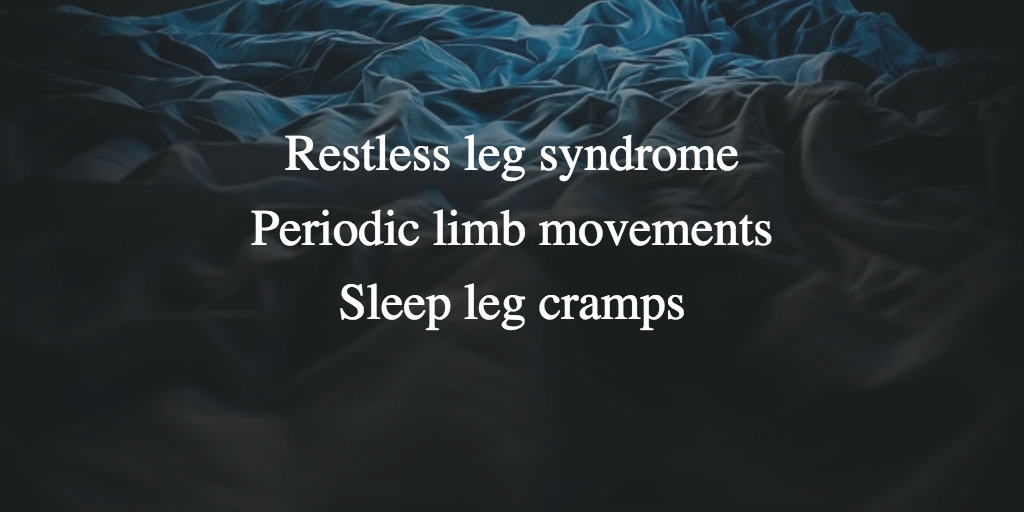 sleep movement disorders