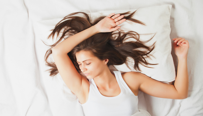 get enough sleep to get healthier
