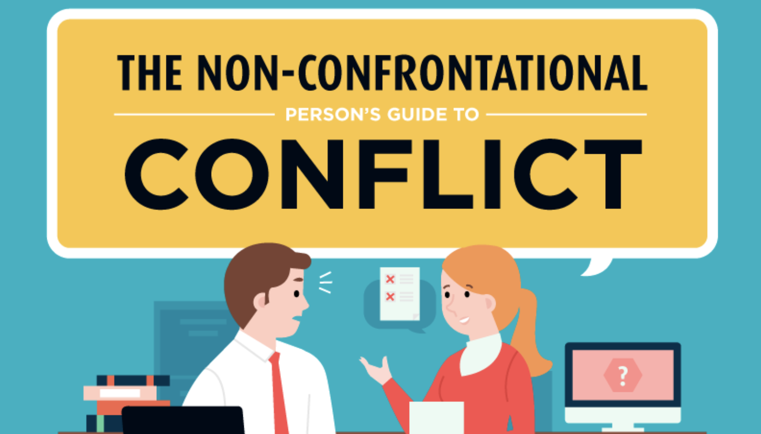 Featured image for How to Get Better at Dealing with Conflict