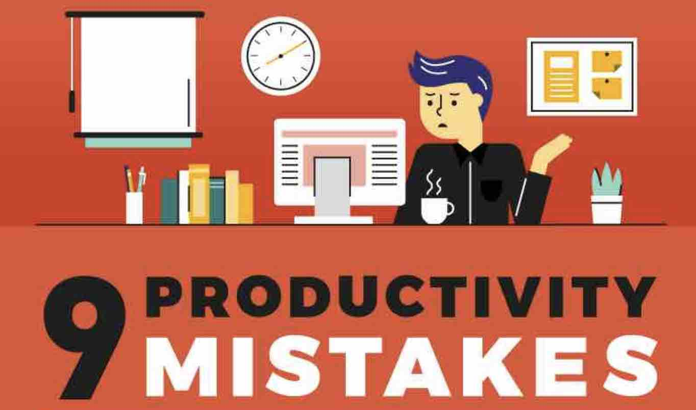 Featured image for 9 Productivity Mistakes You're Making in the First 10 Minutes of Your Work Day