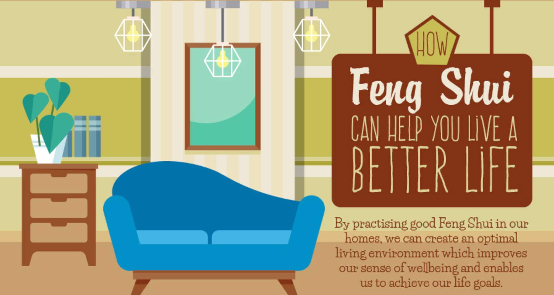 Featured image for How to Improve Your Life With Feng Shui