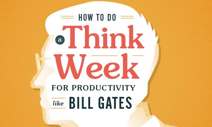 Featured image for How Does Bill Gates Stay Inspired? 'Think Weeks' in Seclusion