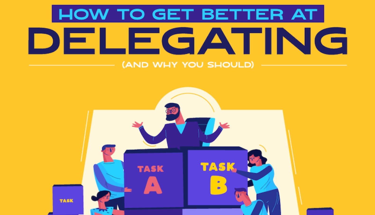 Featured image for Practicing Generosity – Get Better at Delegating