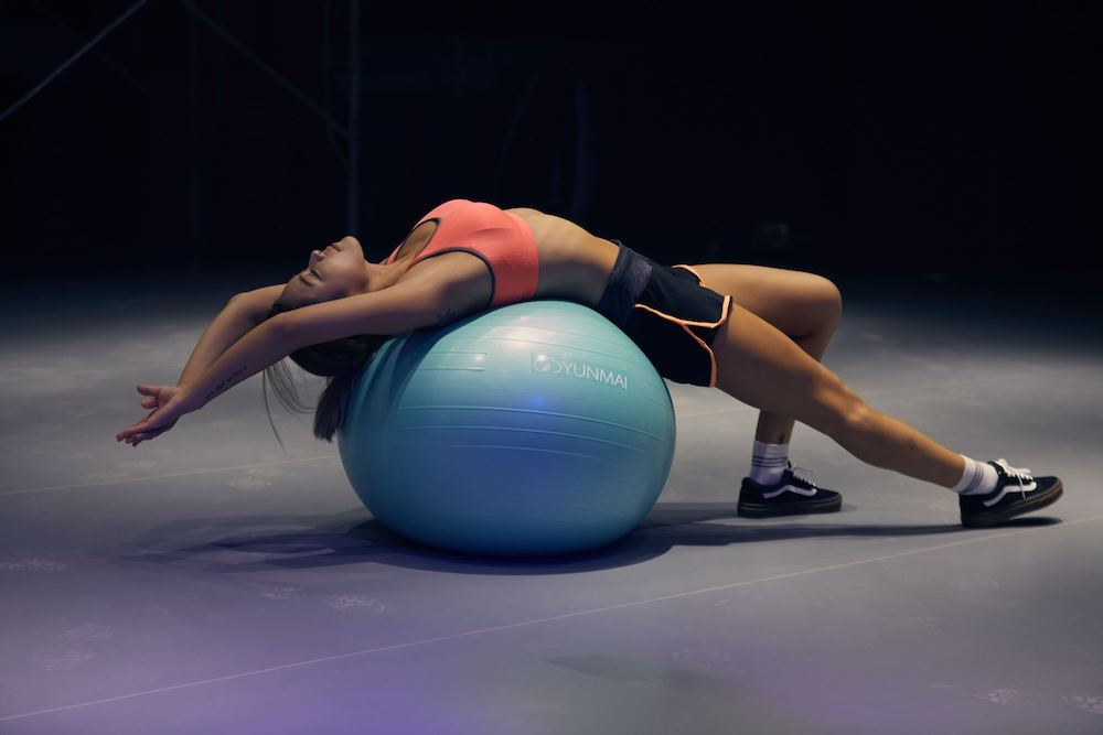 Featured image for mr-lee-exercise-ball