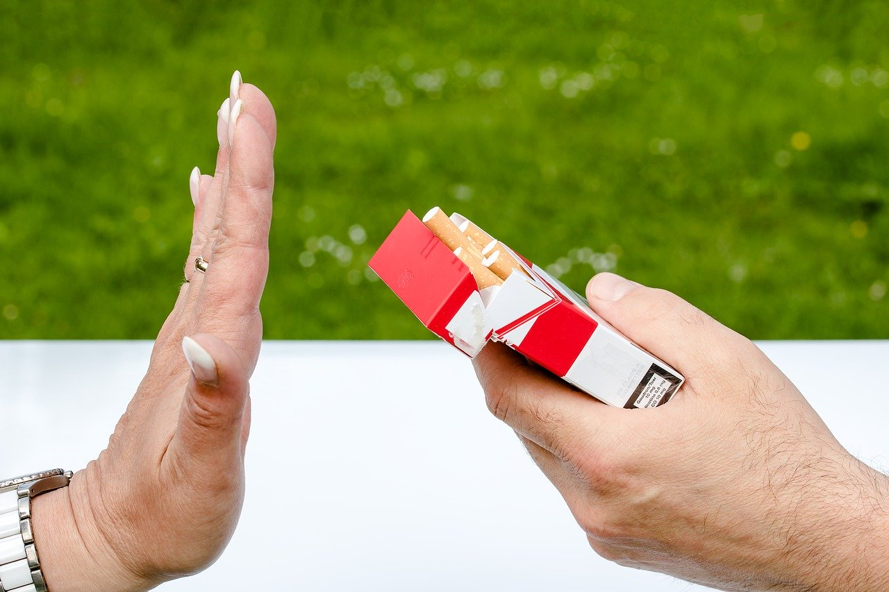 Featured image for 5 Tips for Getting Through The First Week of Quitting Smoking