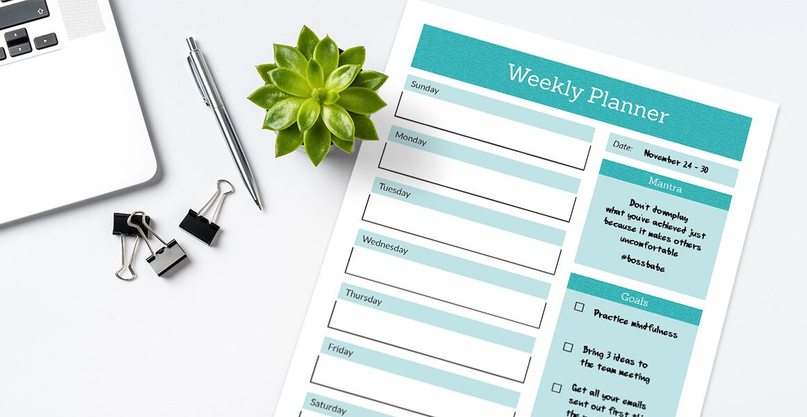 Featured image for Work diary hero