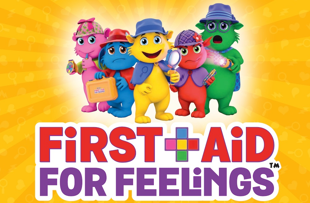 Featured image for First Aid for Feelings – Help Your Children Navigate Uncharted Territory [Free E-book]