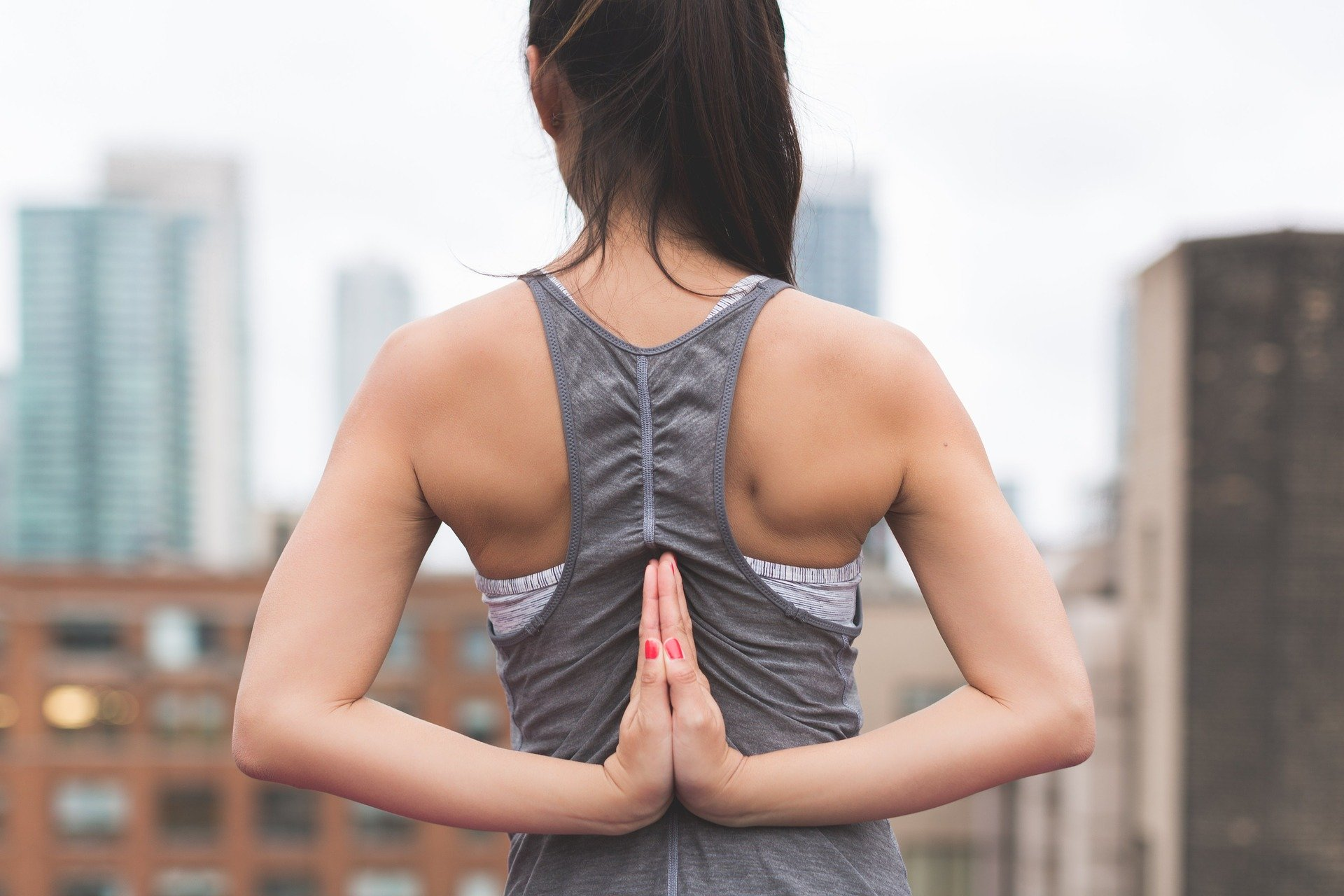 Featured image for 5 Yoga Poses to Unwind the Spine