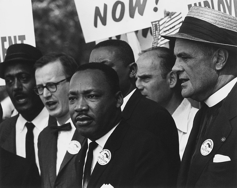 Featured image for 908px-Civil_Rights_March_on_Washington,_D.C._(Dr._Martin_Luther_King,_Jr._and_Mathew_Ahmann_in_a_crowd.)_-_NARA_-_542015_-_Restoration
