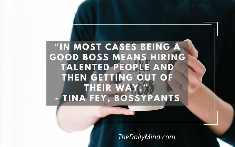 Featured image for boss tina fey