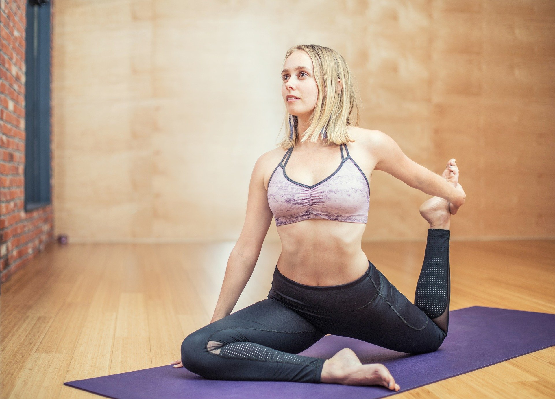 Featured image for 5 Yoga Poses to Release Tight Hips